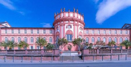 Wiesbaden, Schloss Biebrich