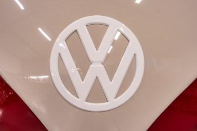 """VW """"Samba""""-Bulli"""