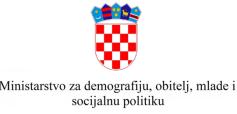 Ministarstvo za demografiju, obitelj i socijalnu politiku