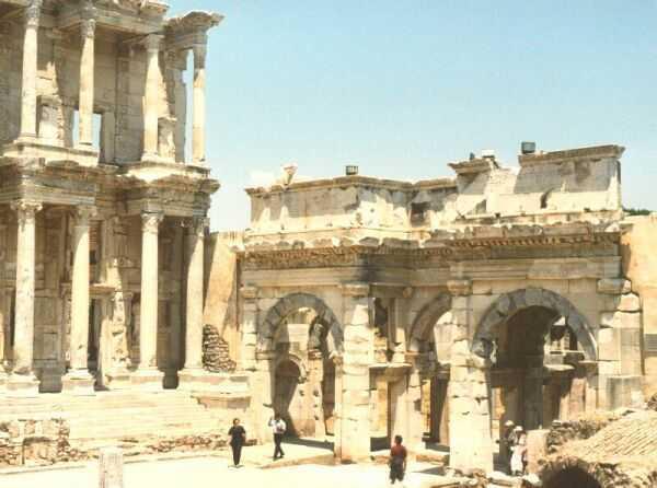 7 Meraviglie del Mondo Il tempio di Artemide ad Efeso