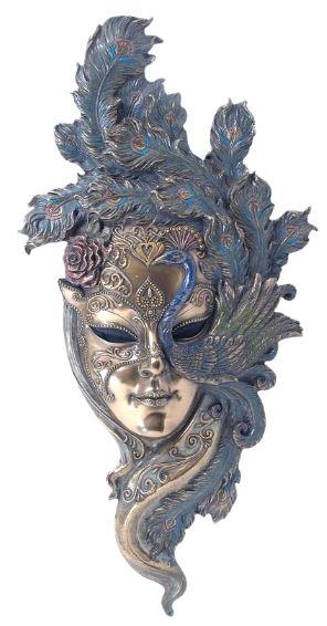 Immagini delle maschere del Carnevale della tradizione italiana