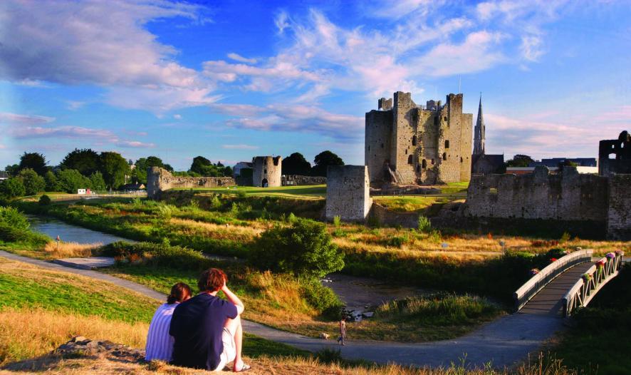 Trim Castle  Droghedaie