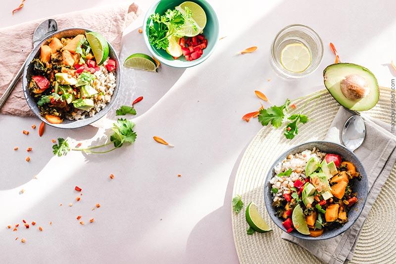recomendaciones para elaborar un menu saludable