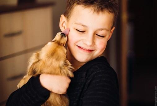 mascotas en la infancia