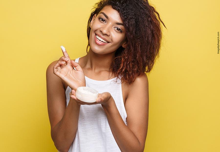 crema antioxidante y nutritiva