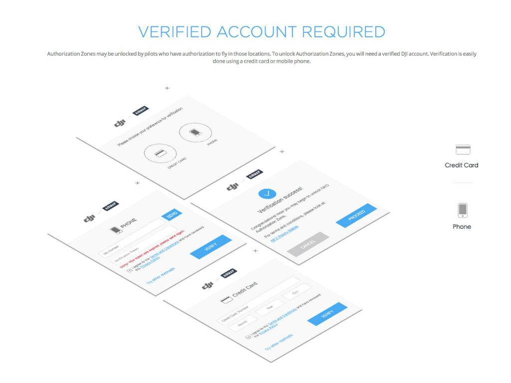 Dji Verified Account