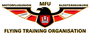 Drohnen Schule Motorflugunion Klosterneuburg Logo
