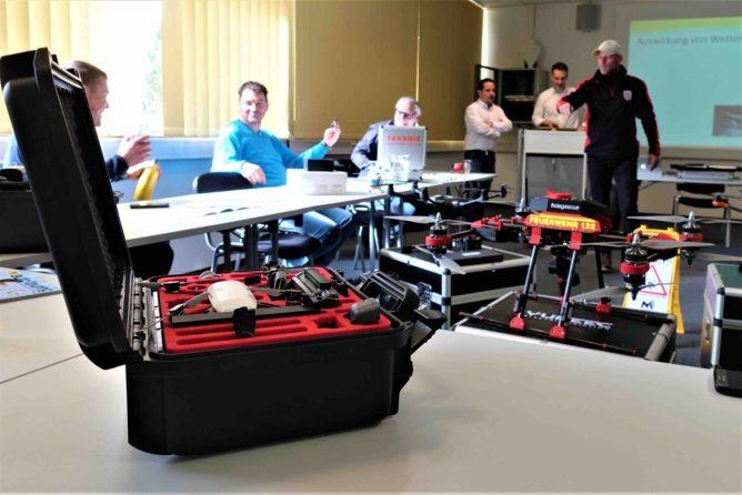 Drohnenkurs ÖEAMTC Flugtraining
