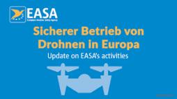 EU Drohnen Registrierung EASA drone UAV