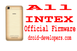 Intex Official Firmware