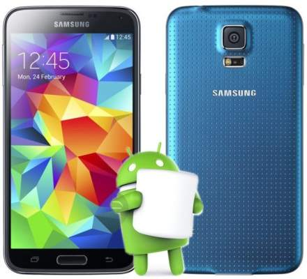 Samsung S5 G900F Firmware
