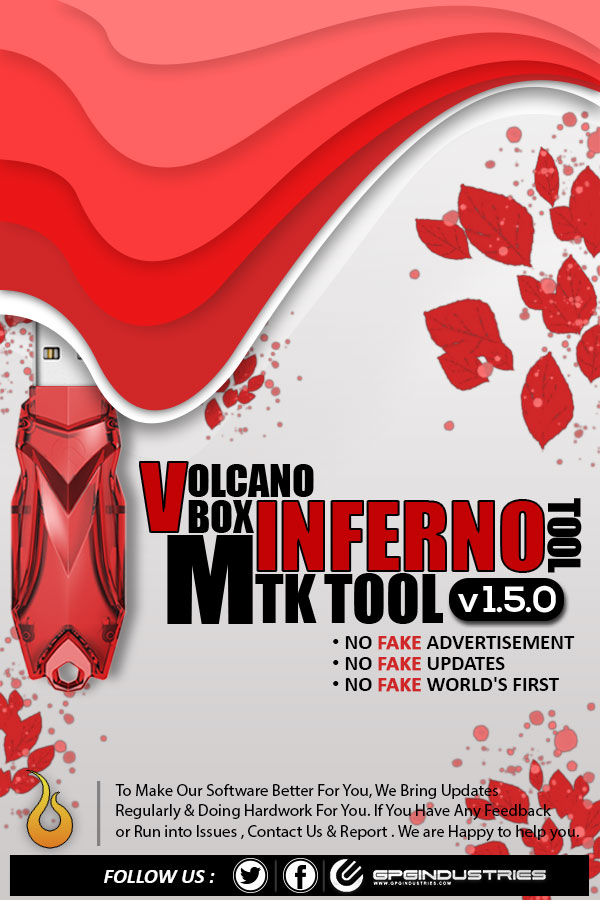 Volcano Inferno MTK 1.5.0