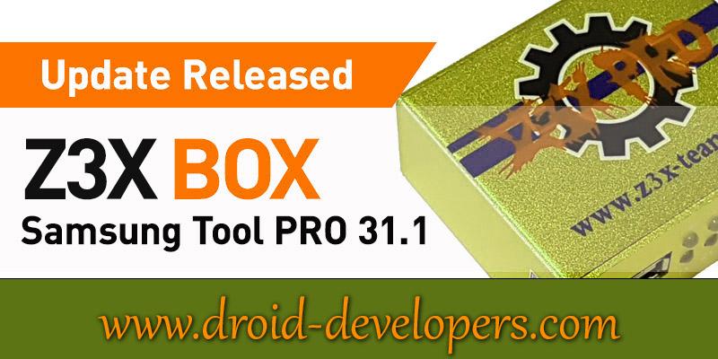samsung tools 31.1
