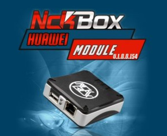 Ultimate NCK Huawei Flasher Module v63