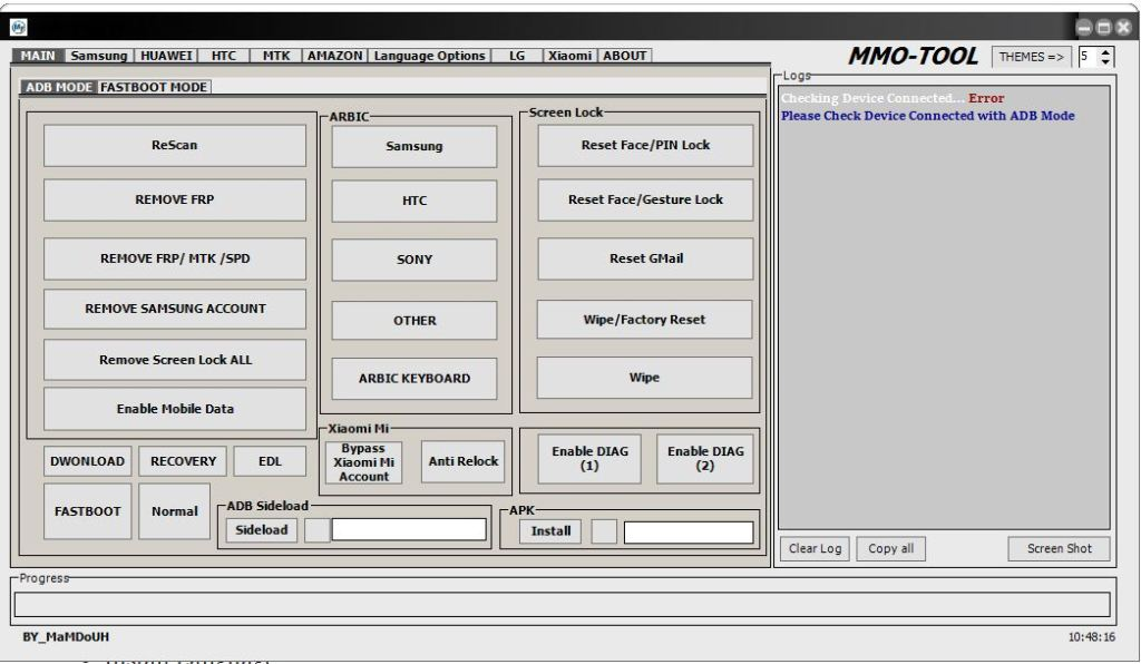 Download MMO Tool V1.0