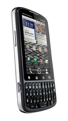 droid pro3 - Droid Pro chega para concorrer com BlackBerry