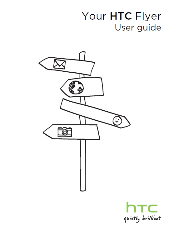 Download: HTC Flyer User Guide