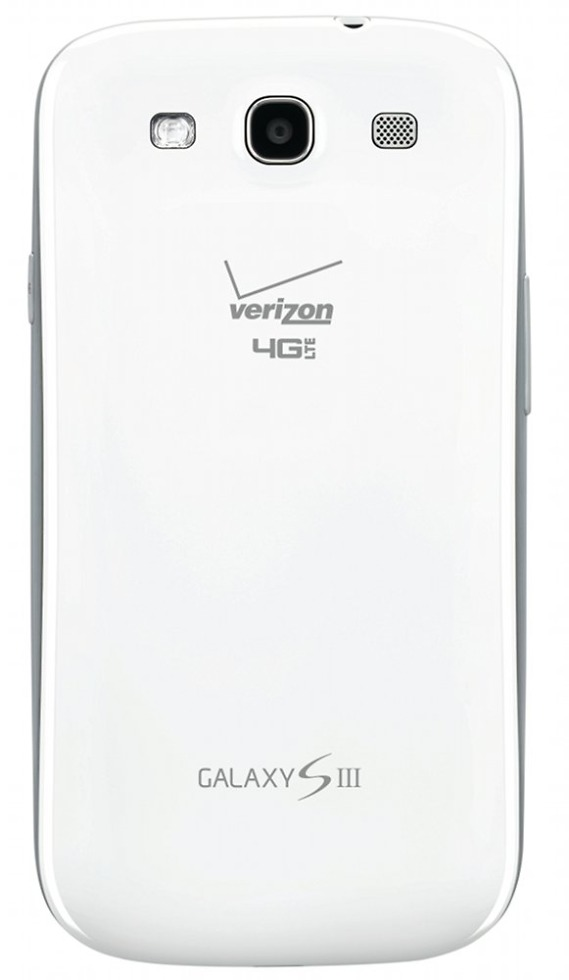 Verizon Announces Their Samsung Galaxy SIII for $199 and