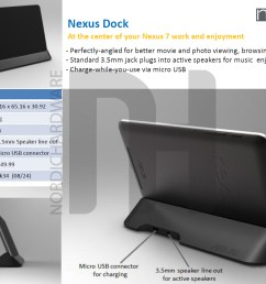 nexus7dock official nexus 7 accessory lineup leaks pogo dock and premium cable wire connectors at [ 1265 x 949 Pixel ]