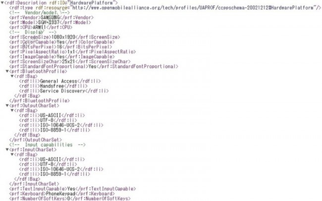 Does This Code String Hint Towards AT&T's Galaxy S4?