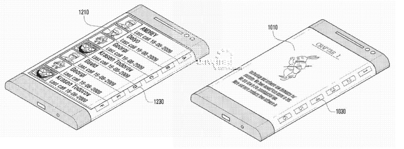 Samsung Shows Off Uses for Wraparound Displays, Might Hit