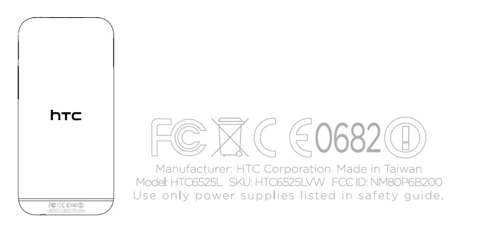 """All New HTC One"" on Its Way to Verizon Stops by FCC"