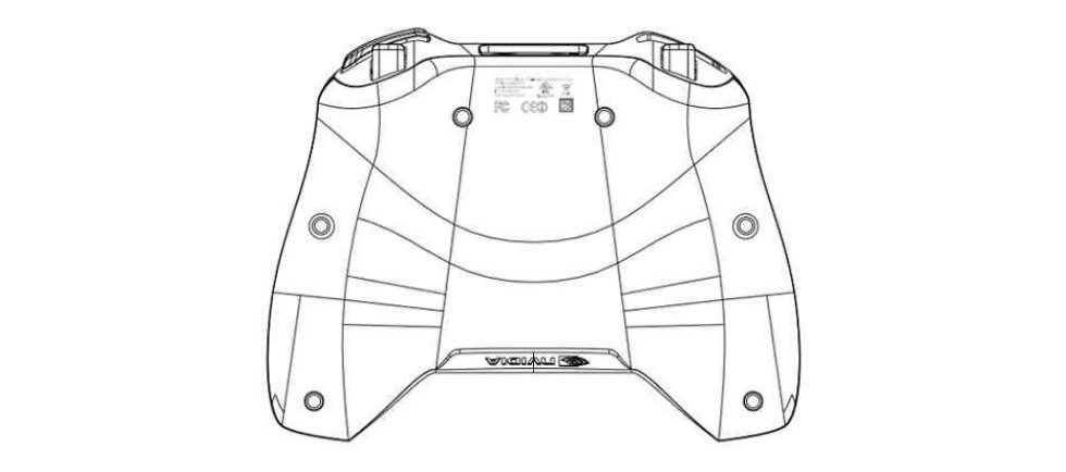 NVIDIA SHIELD 2 (P2570) Hits FCC, Curved Backside Shown