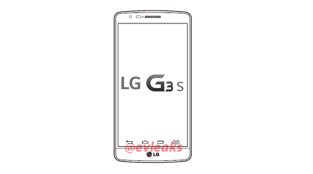 "Mini LG G3 Reportedly Outed as LG ""G3S"""