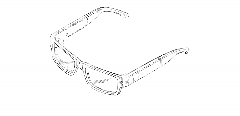 Google Granted New Patent for Glass Design, Looks a Bit
