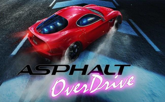 Gameloft Launches Asphalt Overdrive Ryan Gosling S