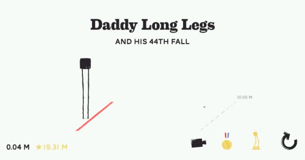 Daddy Long Legs Game Crawls Onto Google Play, But Does Not