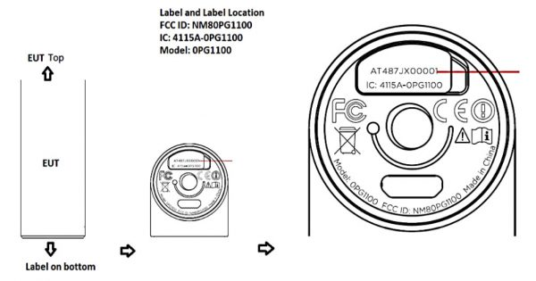 HTC REcamera Stops by FCC With Bluetooth and WiFi