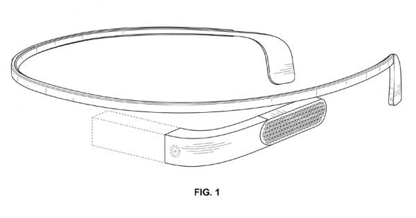 Google Glass v2.0 Heads Through USPTO, Features Slimmer