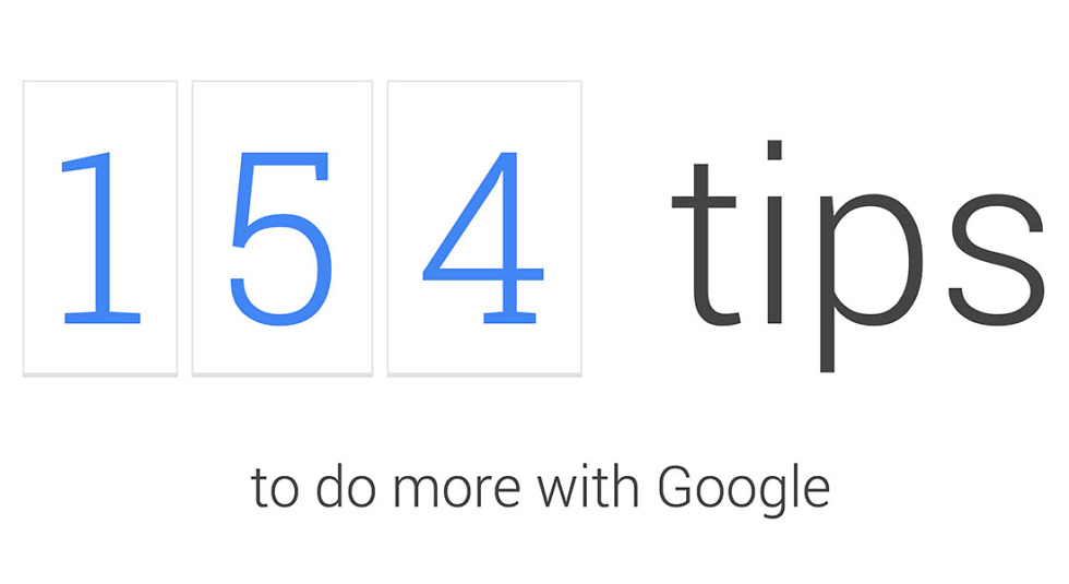 FYI: Google Tips and Tricks Portal Keeps Growing, is Worth