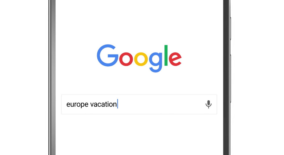 Google Wants You to Book Vacations From Your Phone With