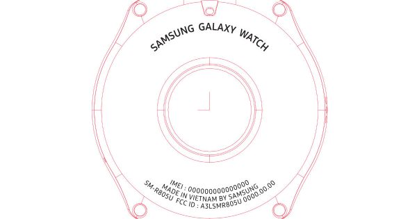 Second, Bit Larger Samsung Galaxy Watch Stops by FCC