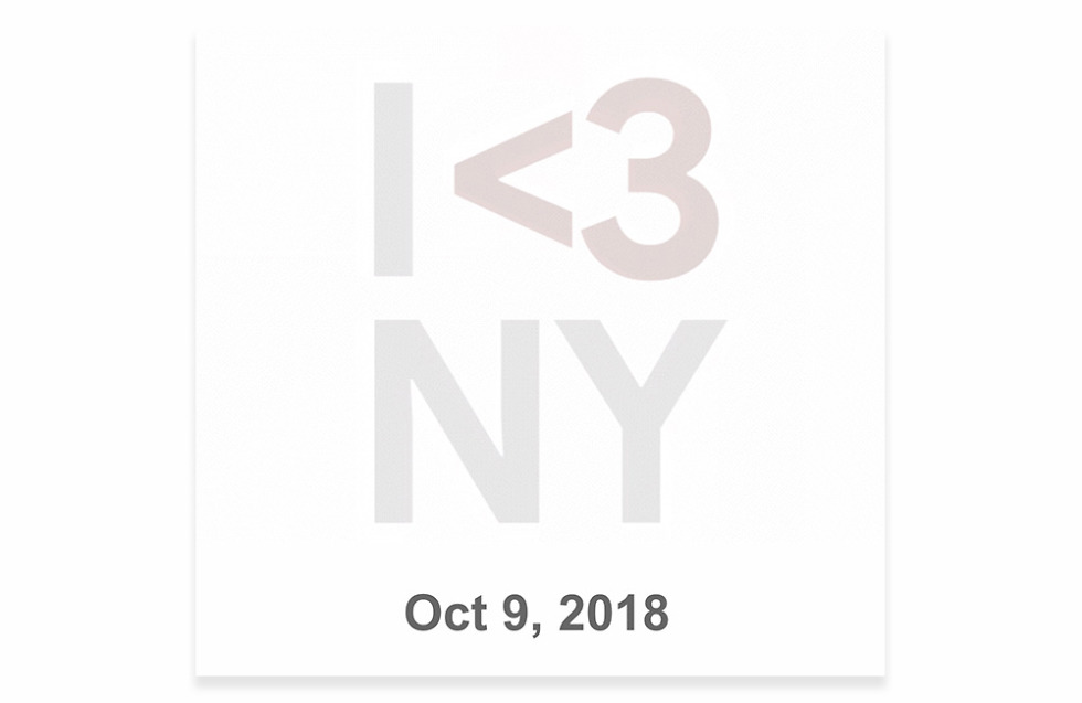 Google's Pixel 3 Event is Official for October 9!