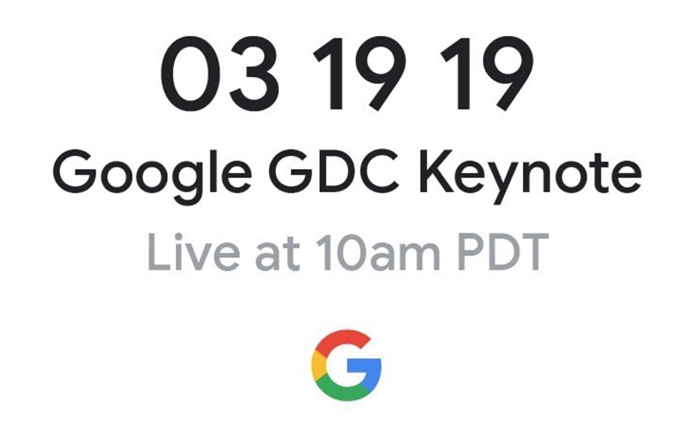 """WATCH: Google Announces """"Future of Gaming"""" at GDC"""
