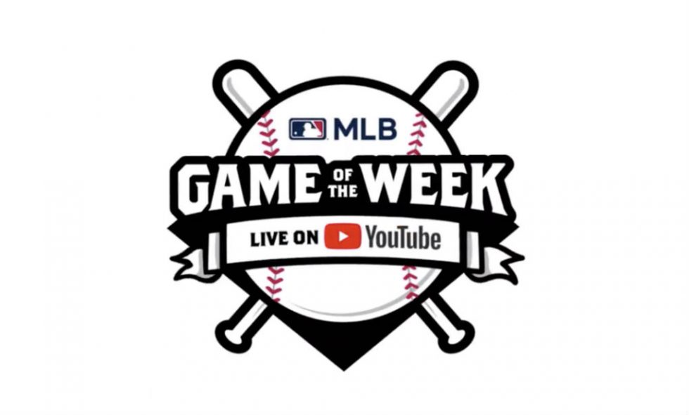 YouTube Streaming an Exclusive MLB Game Once a Week