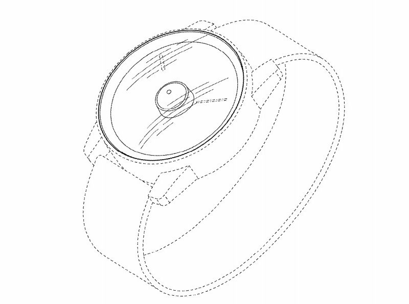 Google's Pixel Watch Might Have a Camera