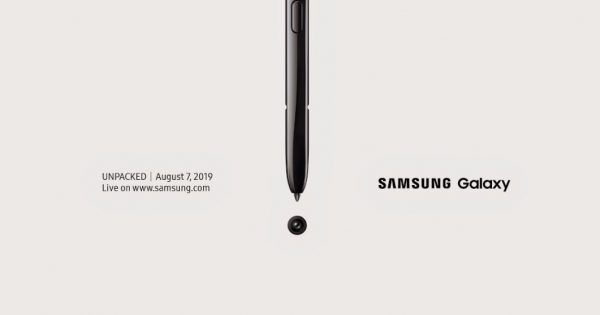Watch Samsung Announce the Galaxy Note 10 Right Here
