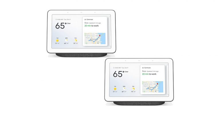 DEAL: 2-Pack of Google Nest Hub is Back and Only $99
