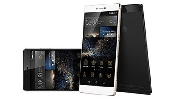 Huawei Launches the P8