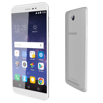 Coolpad Porto S white 2