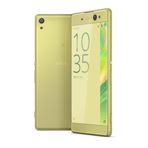 Xperia XA Ultra Gold Group