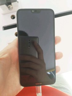 Leaked Live Images of Nokia X (2018) Launching on May 16 5