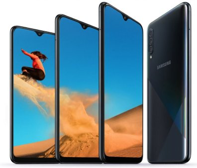Samsung Galaxy A30s and the Galaxy A50s launched in India 1