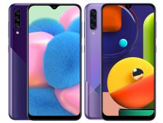 Samsung Galaxy A30s and the Galaxy A50s launched in India 2