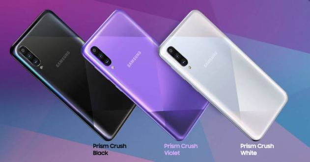 Samsung Galaxy A30s and the Galaxy A50s launched in India 4