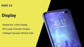 The long awaited Poco X2 is here; Pricing starts at $225 in India 2